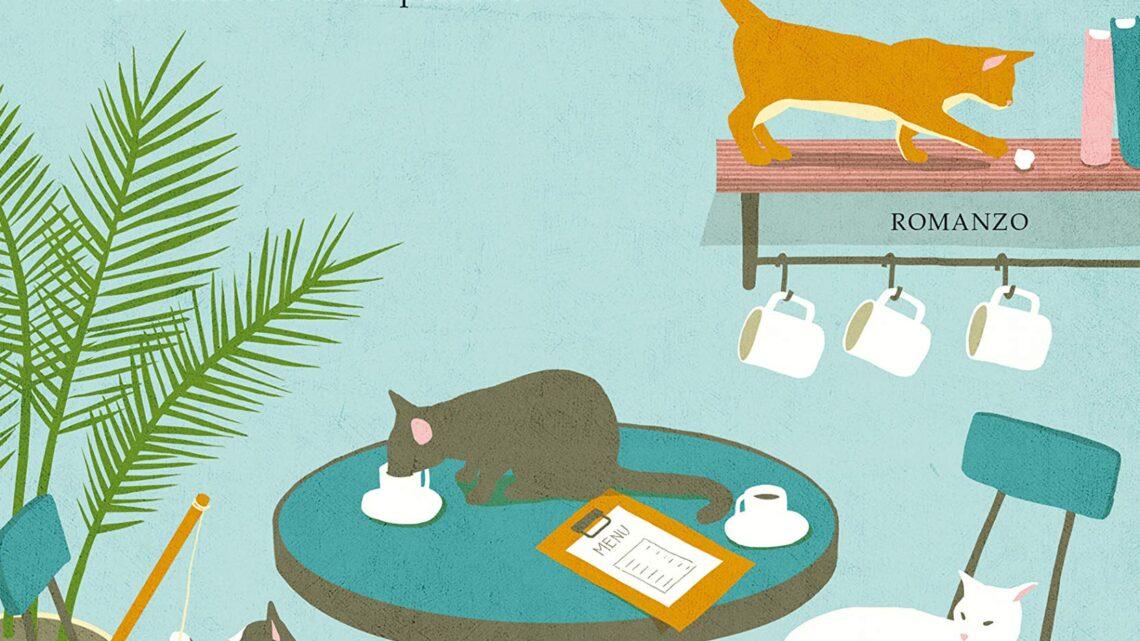 Pausa caffè con gatti di Charlie Jonas – RECENSIONE