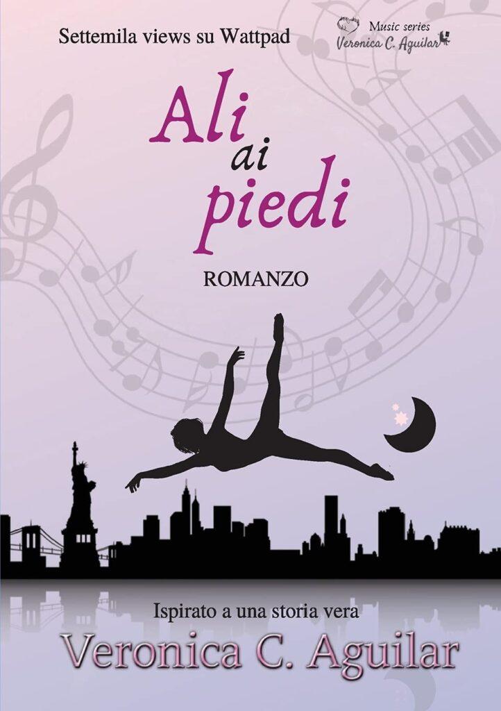 Book Cover: Ali ai piedi di Veronica C. Aguilar - RECENSIONE