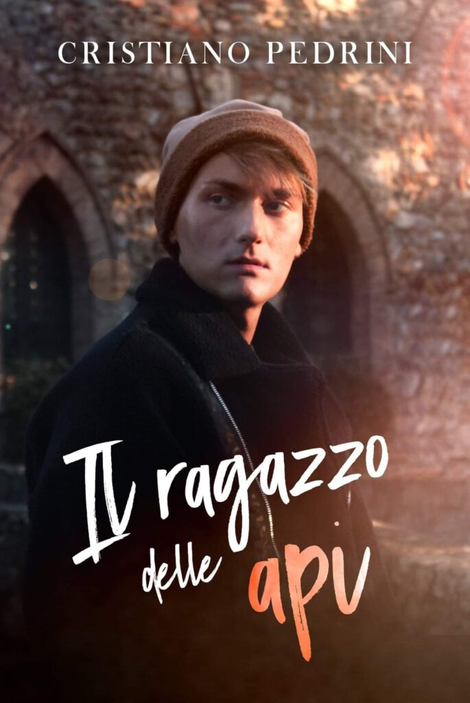 Book Cover: Il ragazzo delle api di Cristiano Pedrini - COVER REVEAL