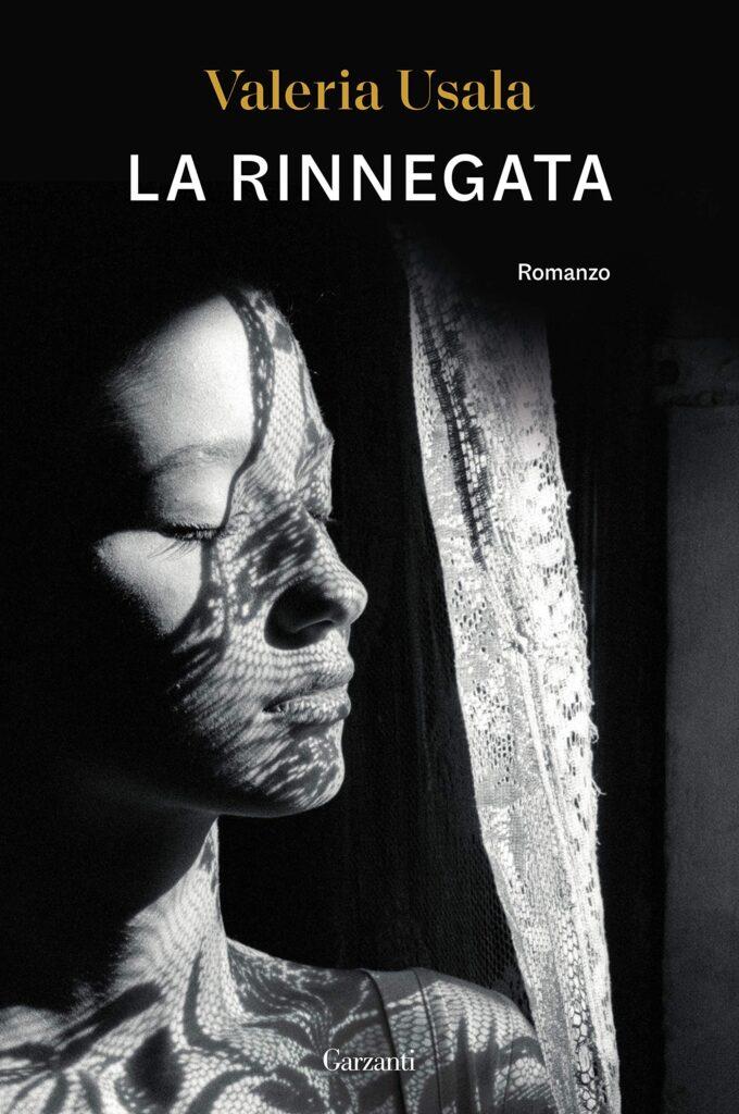 Book Cover: La rinnegata di Valeria Usala - RECENSIONE