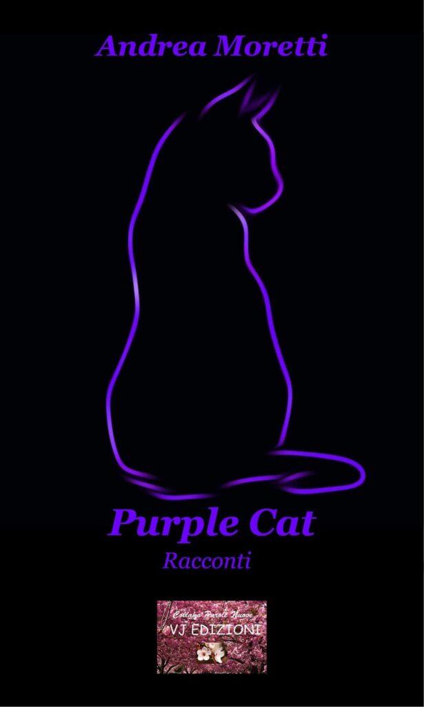 Book Cover: Purple Cat di Andrea Moretti - RECENSIONE