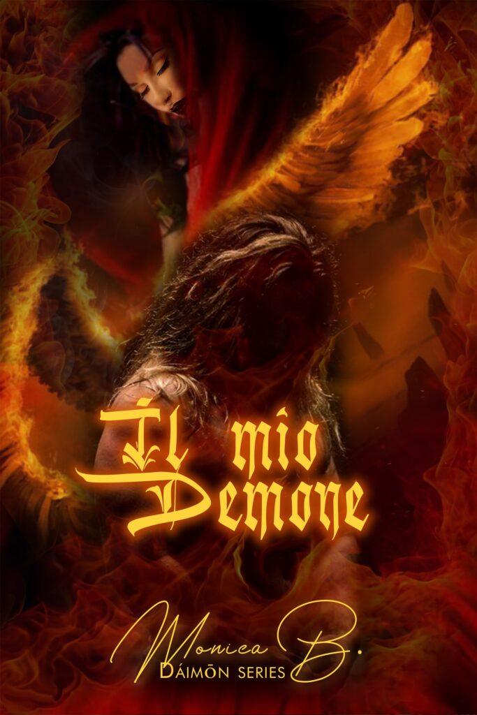 Book Cover: Il mio demone di Monica B. - COVER REVEAL