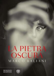 Book Cover: La pietra oscura di Marco Baliani - SEGNALAZIONE