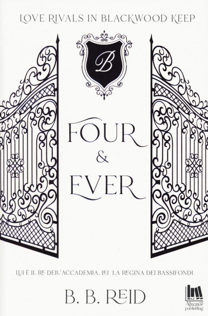 Book Cover: Four & Ever di B.B. Reid - RECENSIONE