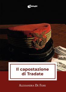 Book Cover: Il capostazione di Tradate di Alessandra De Fiori - SEGNALAZIONE
