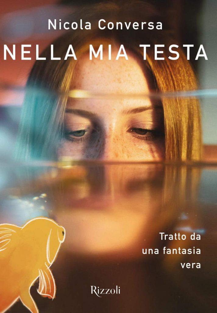 Book Cover: Nella mia testa di Nicola Conversa - RECENSIONE