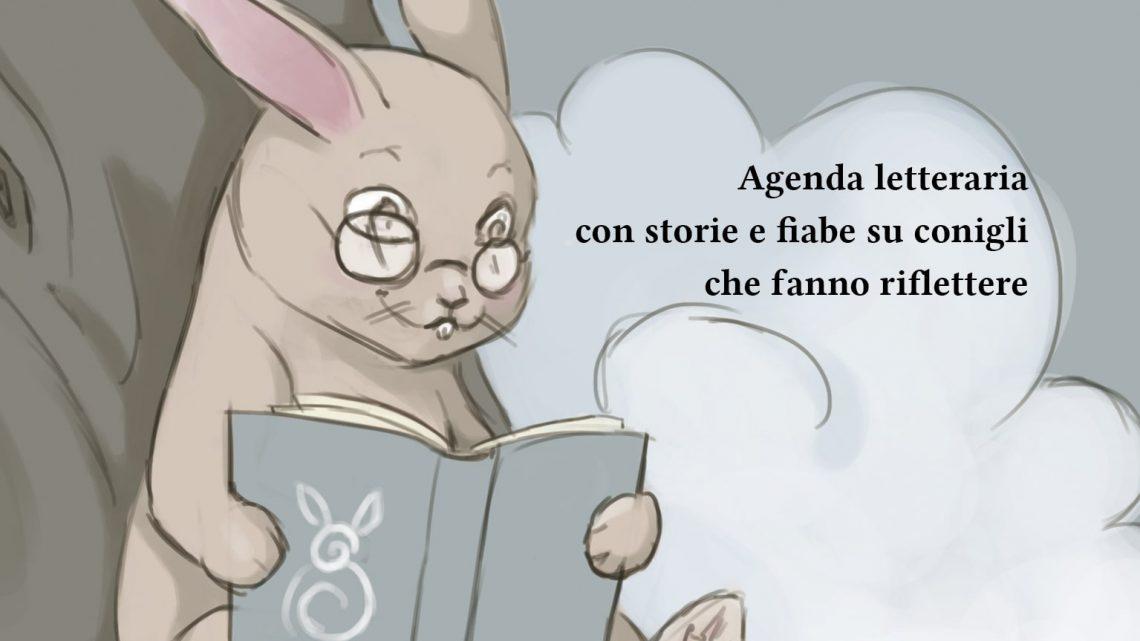 Notebook dei Conigli Trovatelli curatrice Monica Monaco