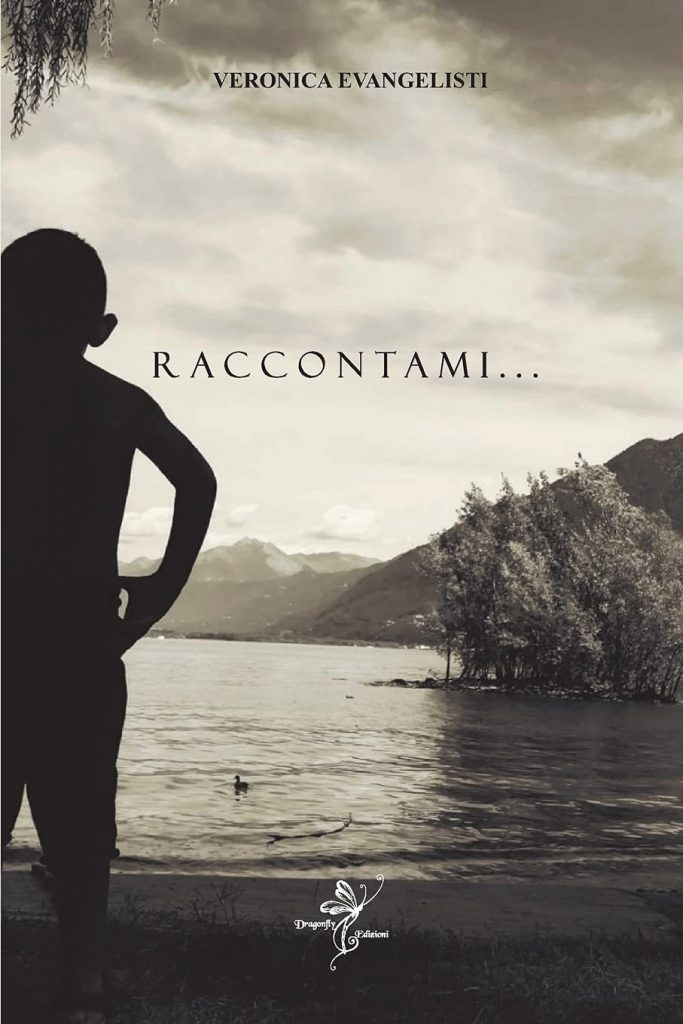 Book Cover: Raccontami di Veronica Evangelisti - RECENSIONE