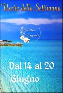 Book Cover: Uscite della Settimana dal 14 al 20 Giugno 2021