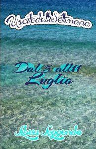 Book Cover: Uscite della Settimana dal 5 all'11 Luglio