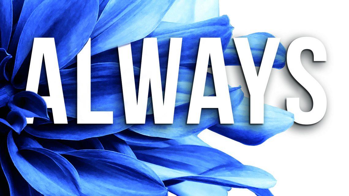 Always di Aria M. – COVER REVEAL