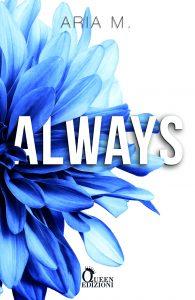 Book Cover: Always di Aria M. - COVER REVEAL
