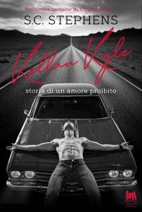 Book Cover: Kellan Kyle. Storia di un amore proibito di S.C. Stephens - ANTEPRIMA