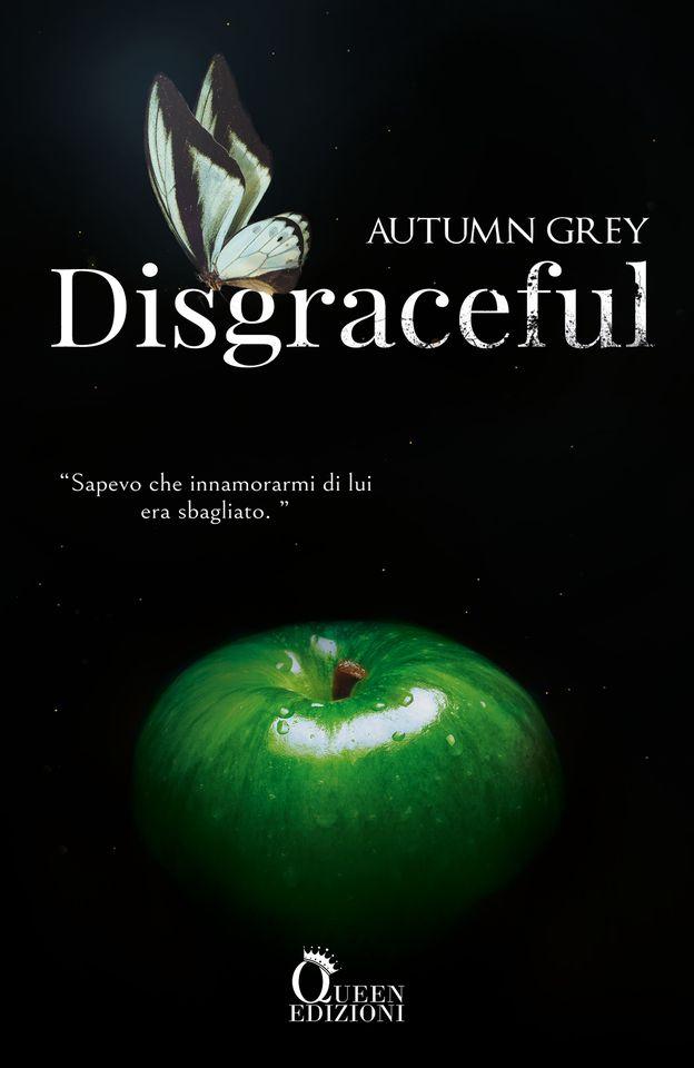 Book Cover: Disgraceful di Autumn Grey - RECENSIONE