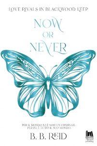 Book Cover: Now or Never DI B.B Reid - RECENSIONE