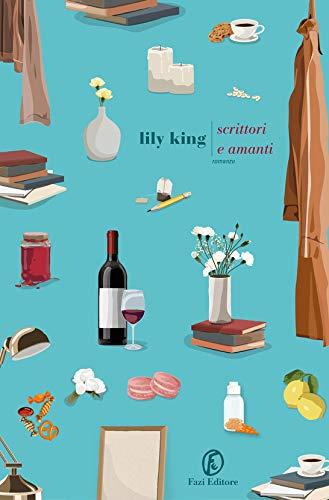 Book Cover: Scrittori e amanti di Lily King - RECENSIONE