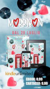 Book Cover: I love Morrison di Belle Landa - COVER REVEAL