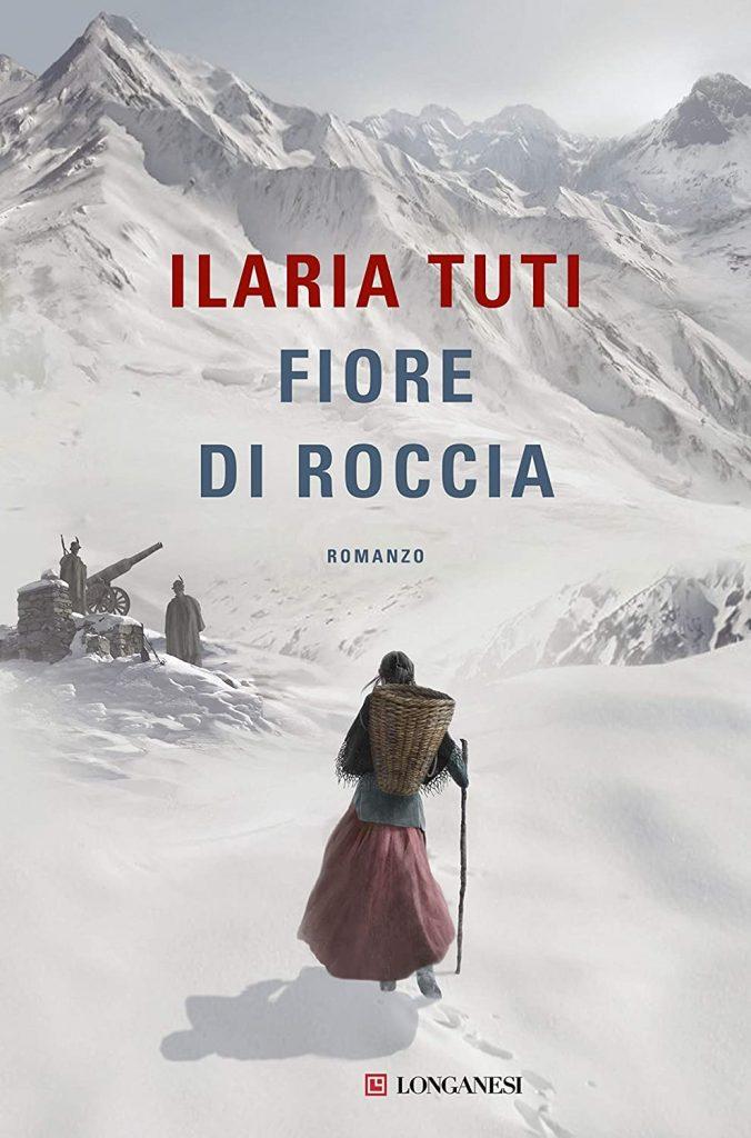 Book Cover: Fiore di roccia di Ilaria Tuti - RECENSIONE