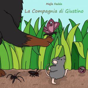 Book Cover: La compagnia di Giustino di Majla Fadda - RECENSIONE