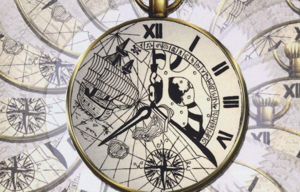 Morgan e l'orologio senza tempo di Silvia Roccuzzo -RECENSIONE