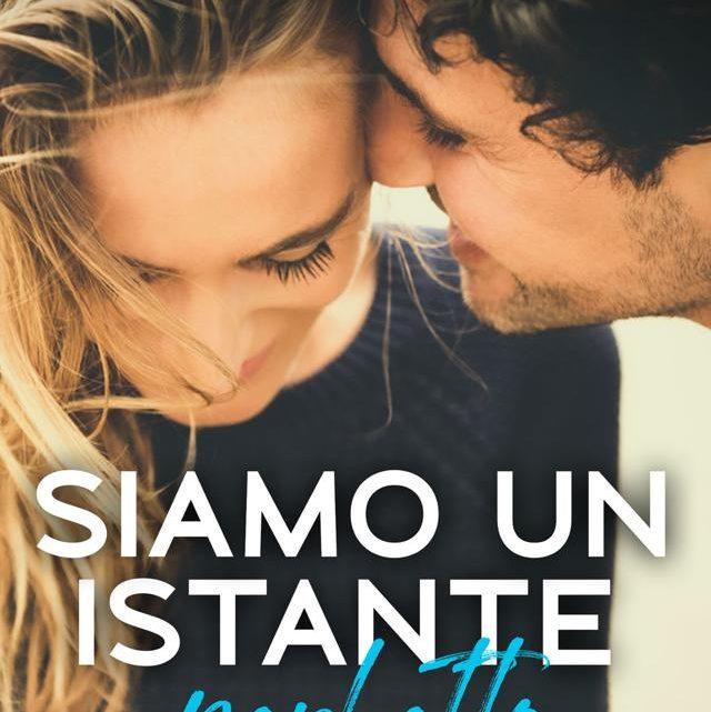 Siamo un istante perfetto di Daniela Volontè – COVER REVEAL