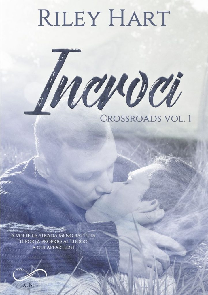 Book Cover: Incroci di Riley Hart - COVER REVEAL