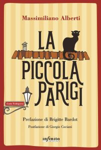 Book Cover: La piccola Parigi di Massimiliano Alberti - RECENSIONE