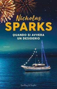 Book Cover: Quando si avvera un desiderio di Nicholas Sparks - RECENSIONE