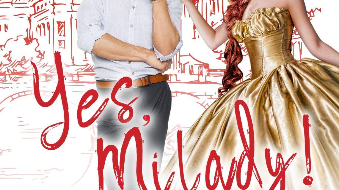 Yes, Milady! Un adorabile imprevisto di Giulia Ungarelli e JS Clarke – COVER REVEAL