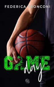 Book Cover: Game Day di Federica Tronconi - COVER REVEAL