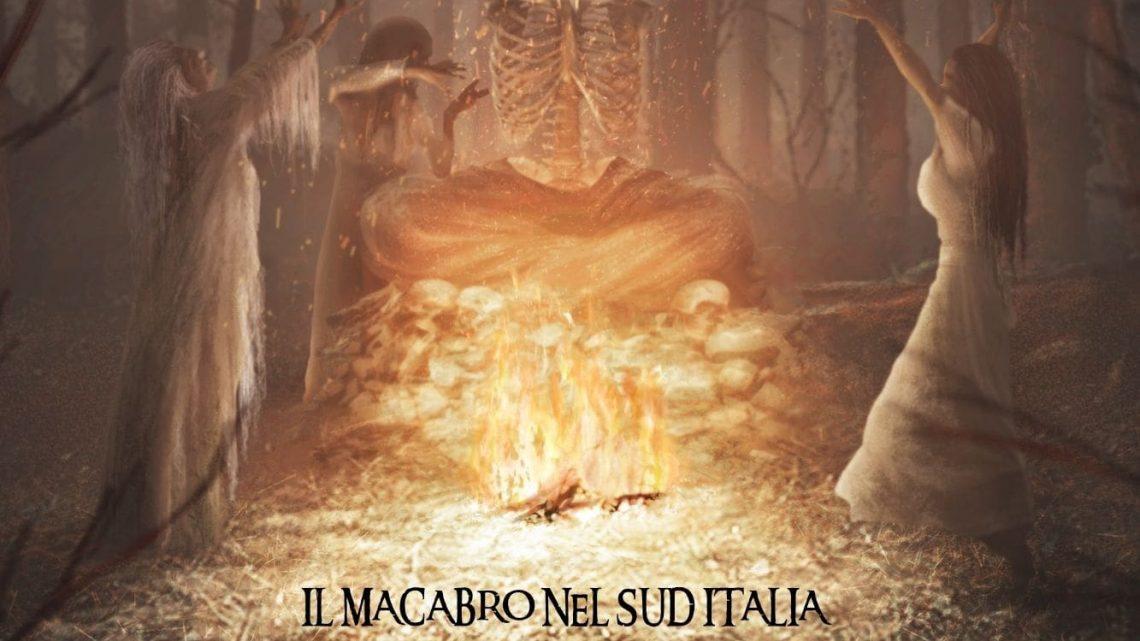 Immaginate l'oblio – Il macabro nel sud Italia di Marco Marra e Gerardo Spirito – ANTEPRIMA
