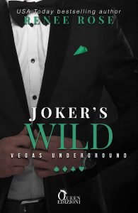Book Cover: Joker's Wilde di Renee Rose - COVER REVEAL
