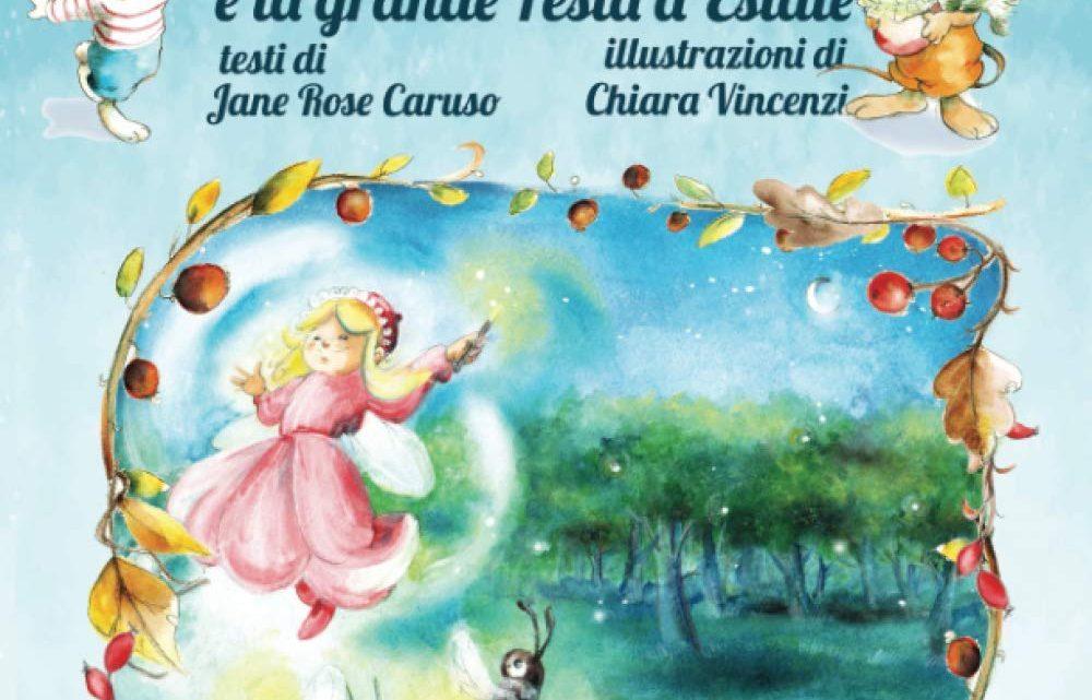 Bert & Poddy e la grande Festa d'Estate di Jane Rose Caruso – RECENSIONE