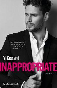 Book Cover: Inappropriate di Vi Keeland e Penelope Ward - RECENSIONE