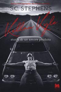 Book Cover: Kellan Kyle. Storia di un amore proibito di S.C. Stephens - RECENSIONE