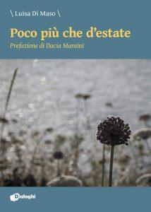 Book Cover: Poco più che d'estate di Luisa Di Maso- RECENSIONE