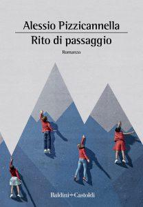 Book Cover: Rito di Passaggio di Alessio Pizzicannella - BLOG TOUR