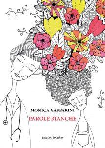 Book Cover: Parole bianche di Monica Gasparini - RECENSIONE