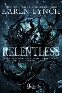 Book Cover: Relentless di Karen Lynch - COVER REVEAL