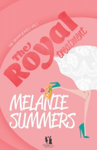 Book Cover: The royal treatment di Melanie Summers - COVER REVEAL