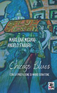 Book Cover: Chicago Blues di Angelo Fabbri e Marilena Migiani- COVER REVEAL