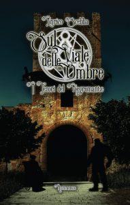 Book Cover: Sul viale delle ombre - I tesori del Negromante di Enrico Scebba - COVER REVEAL
