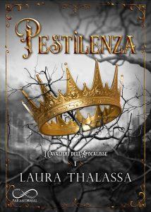 Book Cover: Pestilenza di Laura Thalassa - COVER REVEAL